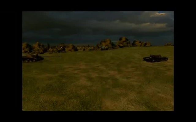 World of Tanks Тактика