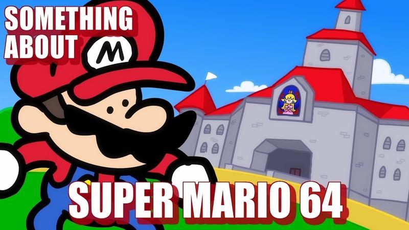 Something About Super Mario 64 ANIMATED SPEEDRUN (Loud Sound Warning) ⭐️ 0 Stars 0149 Legit Non-TAS