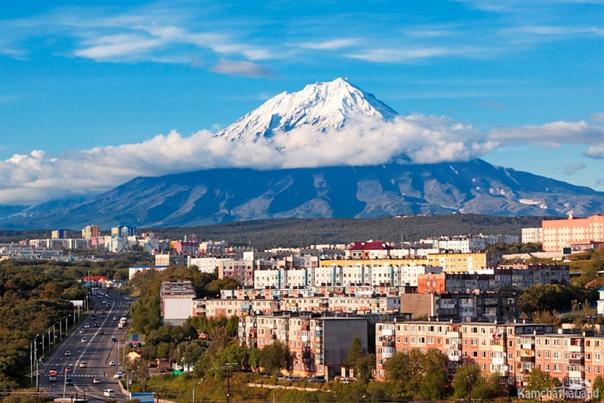 Поздравляем! Сегодня День города отмечает Петропавловск-Камчатский.