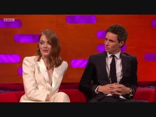 The Graham Norton Show 24x05 - Jude Law, Melissa McCarthy, Eddie Redmayne, Emma Stone, Rick Astley