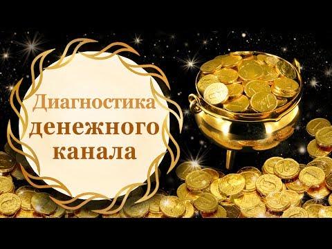Диагностика денежного канала от Светланы Раевской