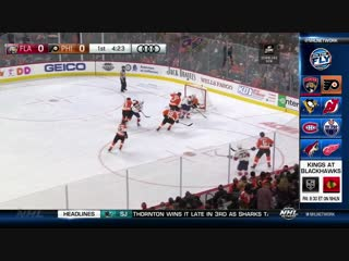 NHL On The Fly [13.11.2018, NHL Network HD]