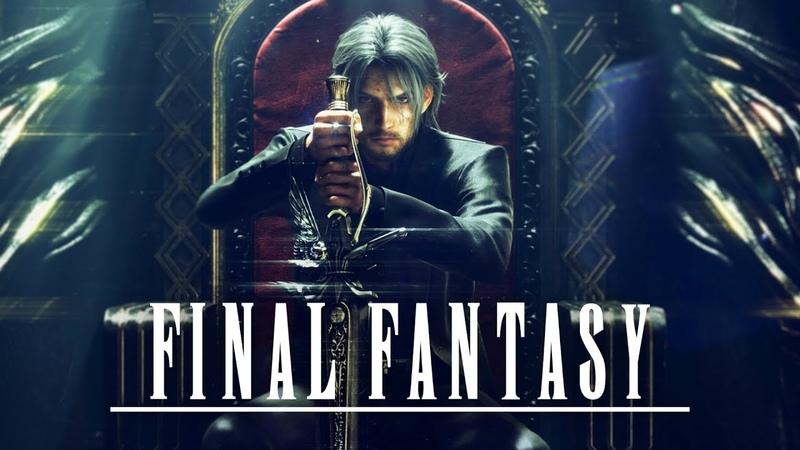 Relaxing Final Fantasy XV Mix (Study/Work) [Best of OST]