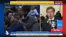 Новости на Россия 24 • Первые данные МВД Франции: Макрон обходит Ле Пен с 60,19 процента голосов