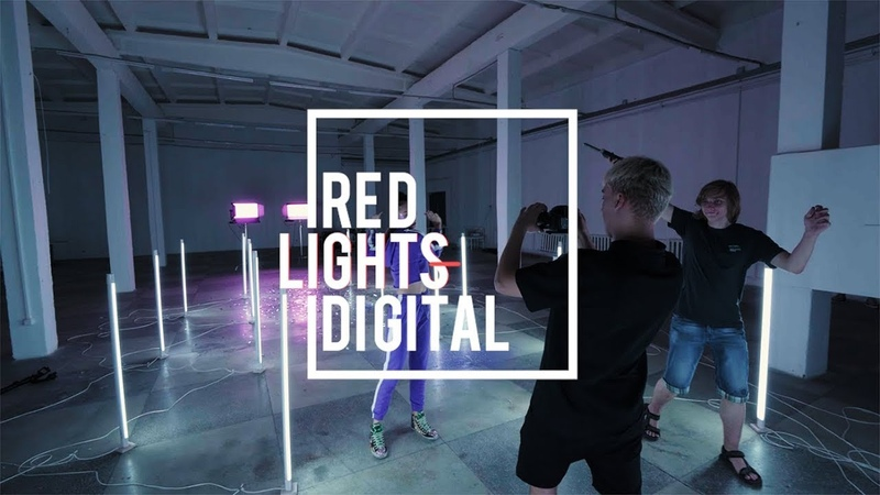 Backstage | Nagorny model school promo shooting | By Red Lights Digital