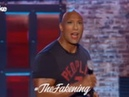 Dwayne The Rock Johnson with Taylor Swifts Face Singing Shake It Off