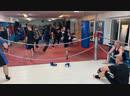 Подготовка к Чемпионату и Первенству г Волжского по кикбоксингу 26 27 января