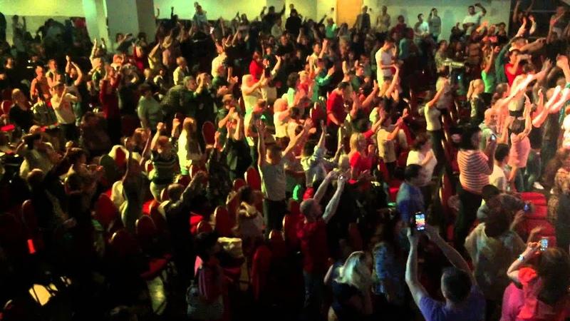 Dance for Jesus! Конференция Реформация Церкви Питер Россия