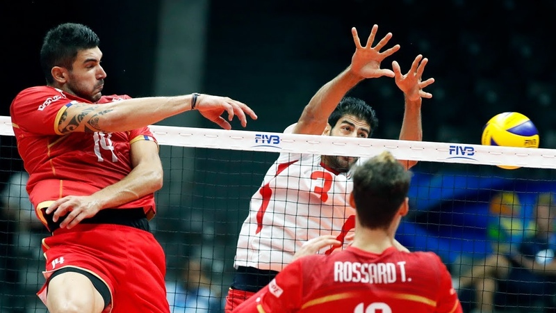 Top 30 Best Cut Shots in Volleyball History