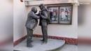 Памятники киногероям советских фильмов и мультфильмов