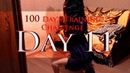100 Day's Training Challenge. Day 11(B-Boy AVM)