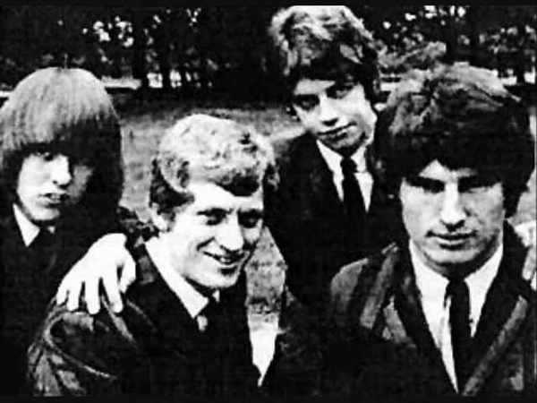 The N'Betweens (Slade) Kim Fowley - Ugly Girl - 1966