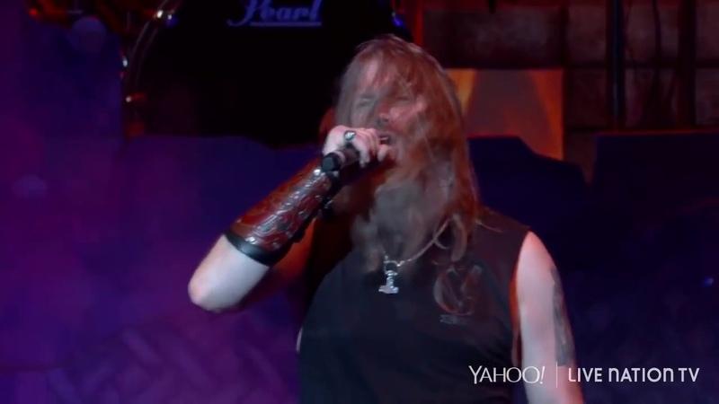 AMON AMARTH - One Thousand Burning Arrows - (Live) - (Pro-Shot) - (HD)