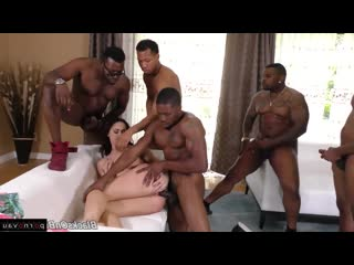 Chanel preston [ mothers &  negros / curly , cumshot in mouth , bukkake , ass , black women , with blacks , ]