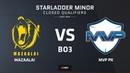 [RU] Mazaalai vs MVP PK | Map 1 – Mirage | Asia Minor EA Closed Qualifier – StarLadder Major 201