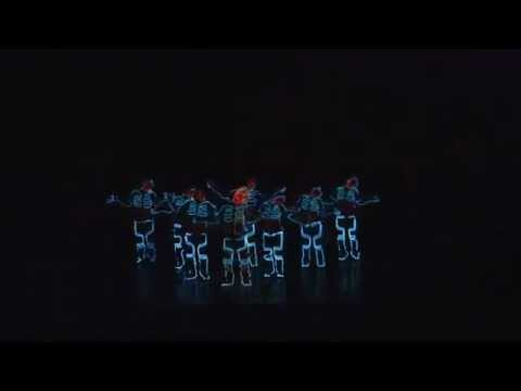 ULTRAVIOLET DUBSTEP DANCE INCREDIBLE!