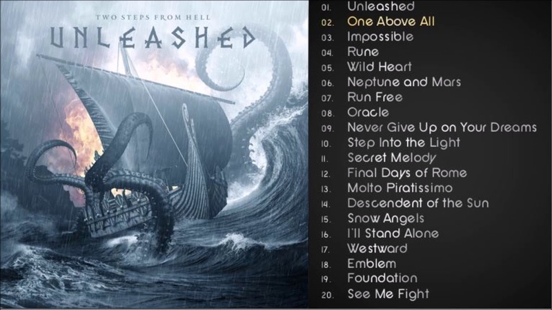 TWO STEPS FROM HELL UNLEASHED FULL ALBUM!
