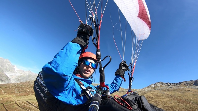 Bonanza 2 (EN C paraglider) -- For XC Purists | Gin Gliders