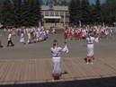 В Новом Торъяле прошел фестиваль семейно родственных фольклорных ансамблей Творцы и хранители