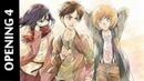 Attack on Titan  OPENING 4   English Sub   Shingeki no Kyojin Season 3 (OP1)