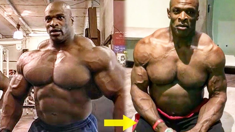 Ronnie Coleman Then And Now - Body Transformation Of 8X Mr. Olympia