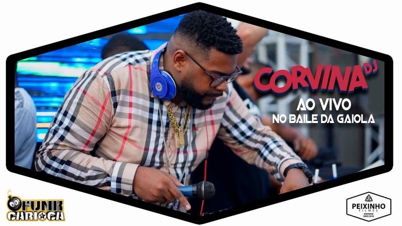 Podcast 003 do DJ Corvina - Gravado ao vivo no Baile da Gaiola o mais famoso do Planeta (16 anos)