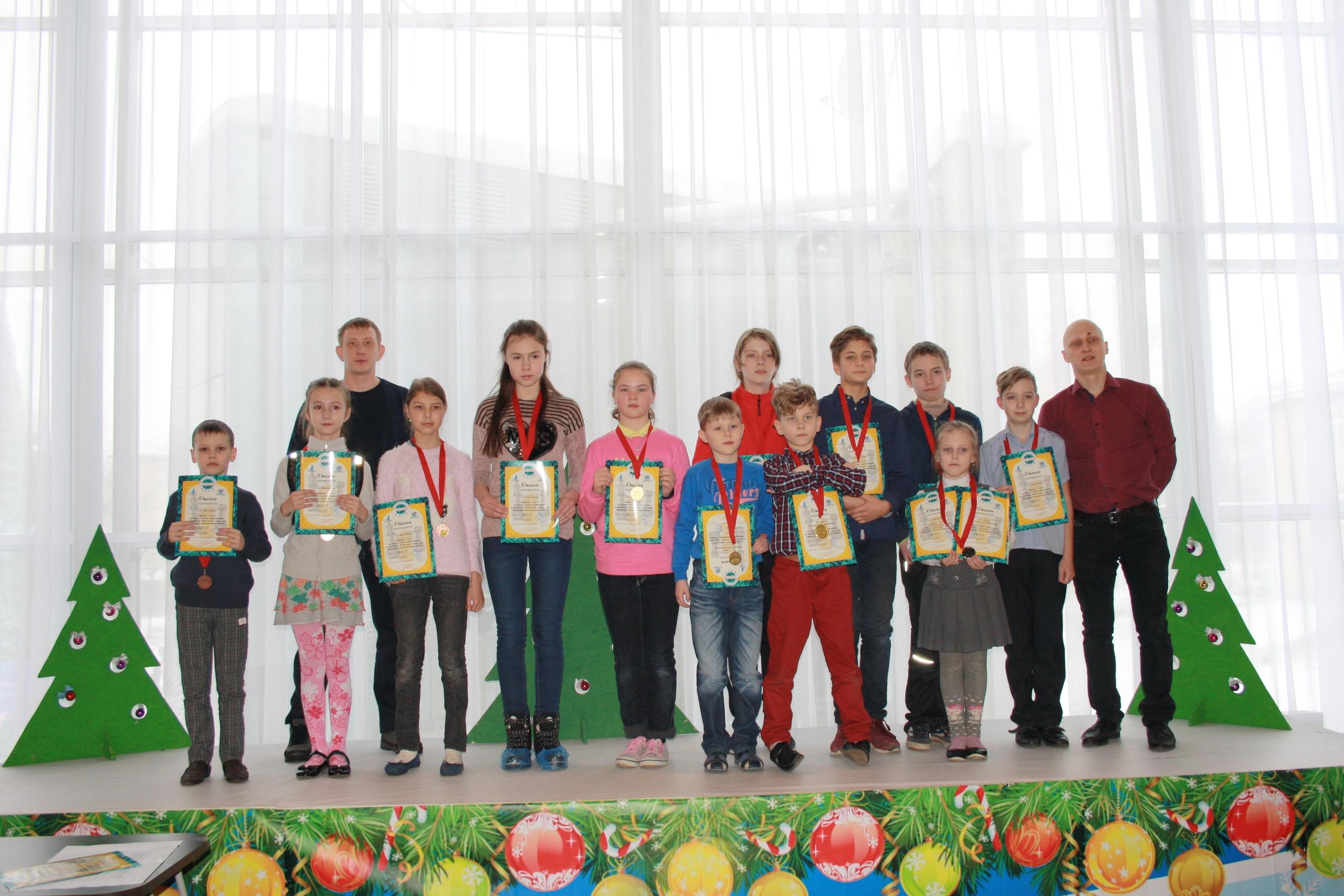 турнир по шахматам, чайковский район, 2019 год