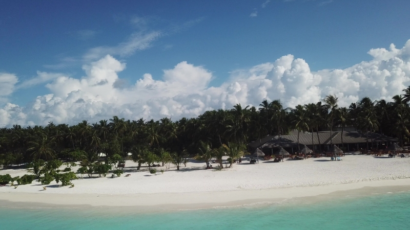 Sun Island Resort - Maldives ( побег на соседний остров )