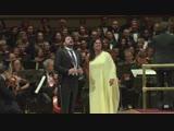 Richard Tucker Gala 2018 Anna Netrebko _u0026 Yusif Eyvazov Vicino a te Andrea Chenier (Giordano)