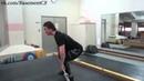 Donny Shankle упражнение The Slide and Drag