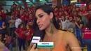 Jaqueline do Vôlei desmaia ao vivo no SporTV