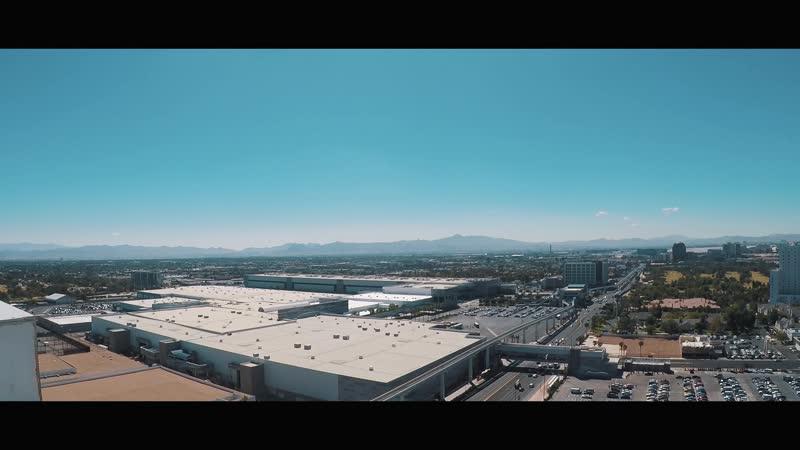 На авто по Америке - 3. Штат Невада и Аризона. Город Лас-Вегас. Дамба Гувера. Отель и наш номер