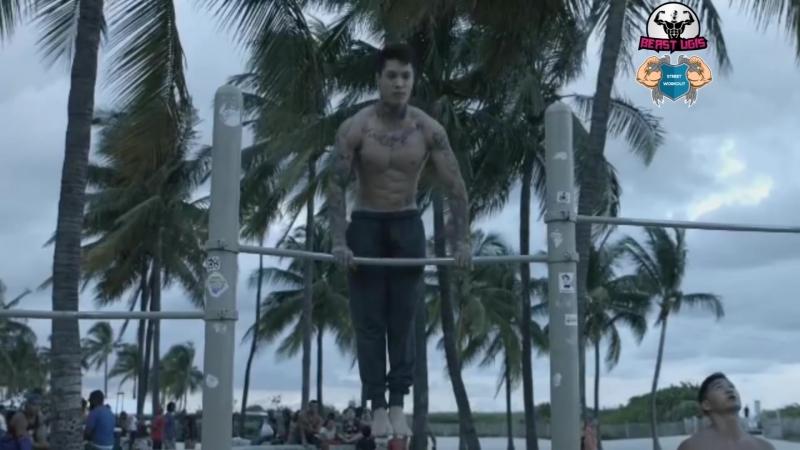 Explosive Workout MONSTER 2017 Best of Chris Heria