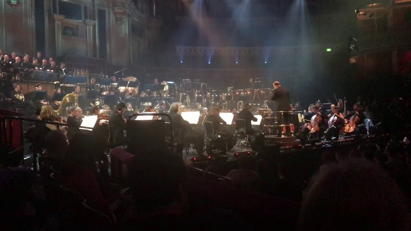 The First Hunter, Bloodborne Royal Philharmonic Orchestra, Royal Albert Hall PlayStation in Concert