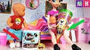 КАТЯ И МАКС ВЕСЕЛАЯ СЕМЕЙКА КОГО МАМА ЛЮБИТ БОЛЬШЕ? Мультики с куклами для детей