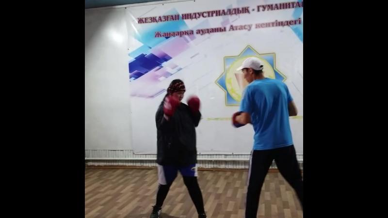Нарбаева Айымжан ЖИГК 19.09.2018ж