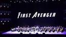 Ne prosto orchestra - First Avenger любительская съемка