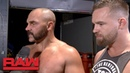 Scott Dawson shows off his Lucha House Rules battle damage: Raw Exclusive, Dec. 3, 2018