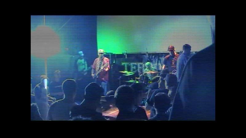 Terror - Live in Kultiplex, Budapest 12.07.2004