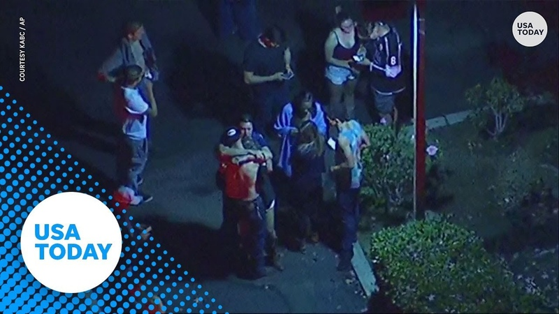 Thousand Oaks nightclub shooting 12 dead, including a police sergeant