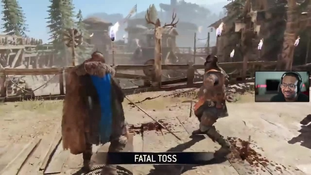 For Honor New Executions [Marching Fire Season 8]