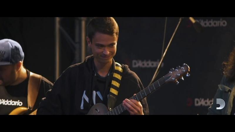 D'Addario Guitar Fest 2018 / Евгений Побожий, Юрий Новгородский, Дмитрий Максимов, Дмитрий Фролов