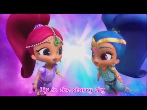 Shimmer and Shine - Main Theme Song with Lyrics