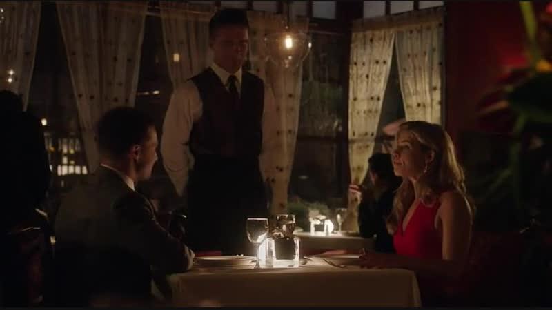 Оливер и Фелисити первое свидание 3х1