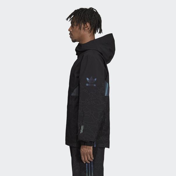 Куртка BAPE x adidas Snow