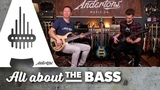 Sire Marcus Miller M3 &amp M7 Basses - Modern Double Cutaway Beasts!