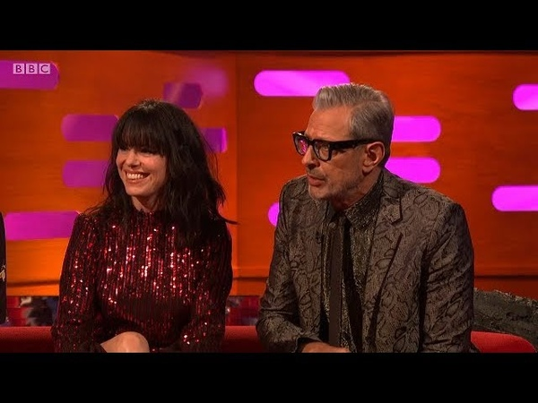 Straighten Up And Fly Right - Jeff Goldblum Imelda May. The Graham Norton Show