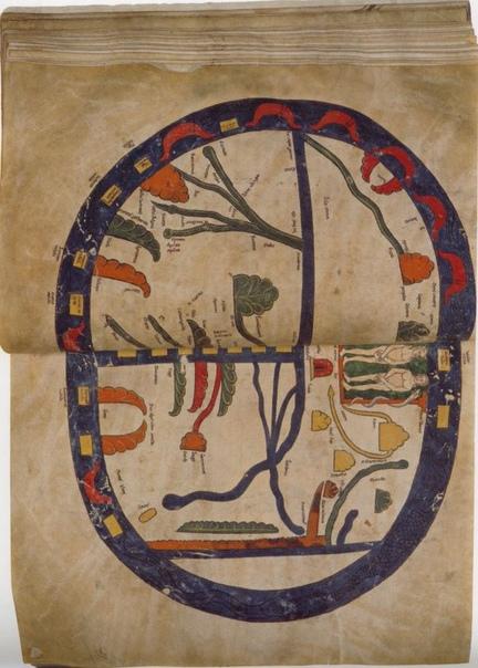 КОГДА НА СТАРОЙ КАРТЕ ВПЕРВЫЕ ПОЯВИЛИСЬ МОРСКИЕ ЧУДОВИЩА Морские чудища непременный атрибут и главное украшение большинства старинных карт Средневековья и Эпохи Возрождения. Но когда и на какой