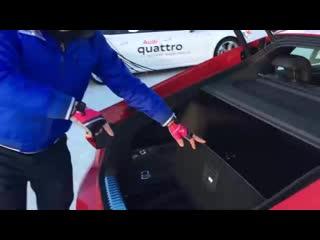 Ауди А7 2019. Тест драйв под треск льда. Полный обзор новинки от AUTOMPS