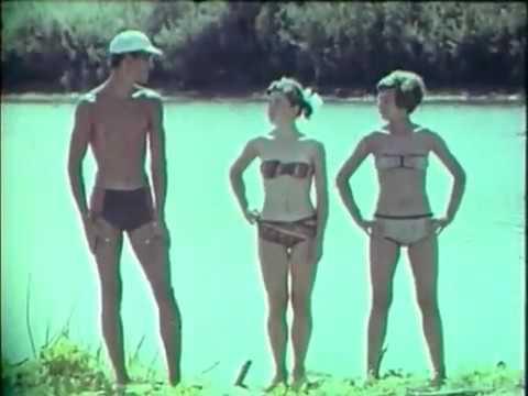 Советское кино. Уфа 1974 года. Фрагменты прошлого.